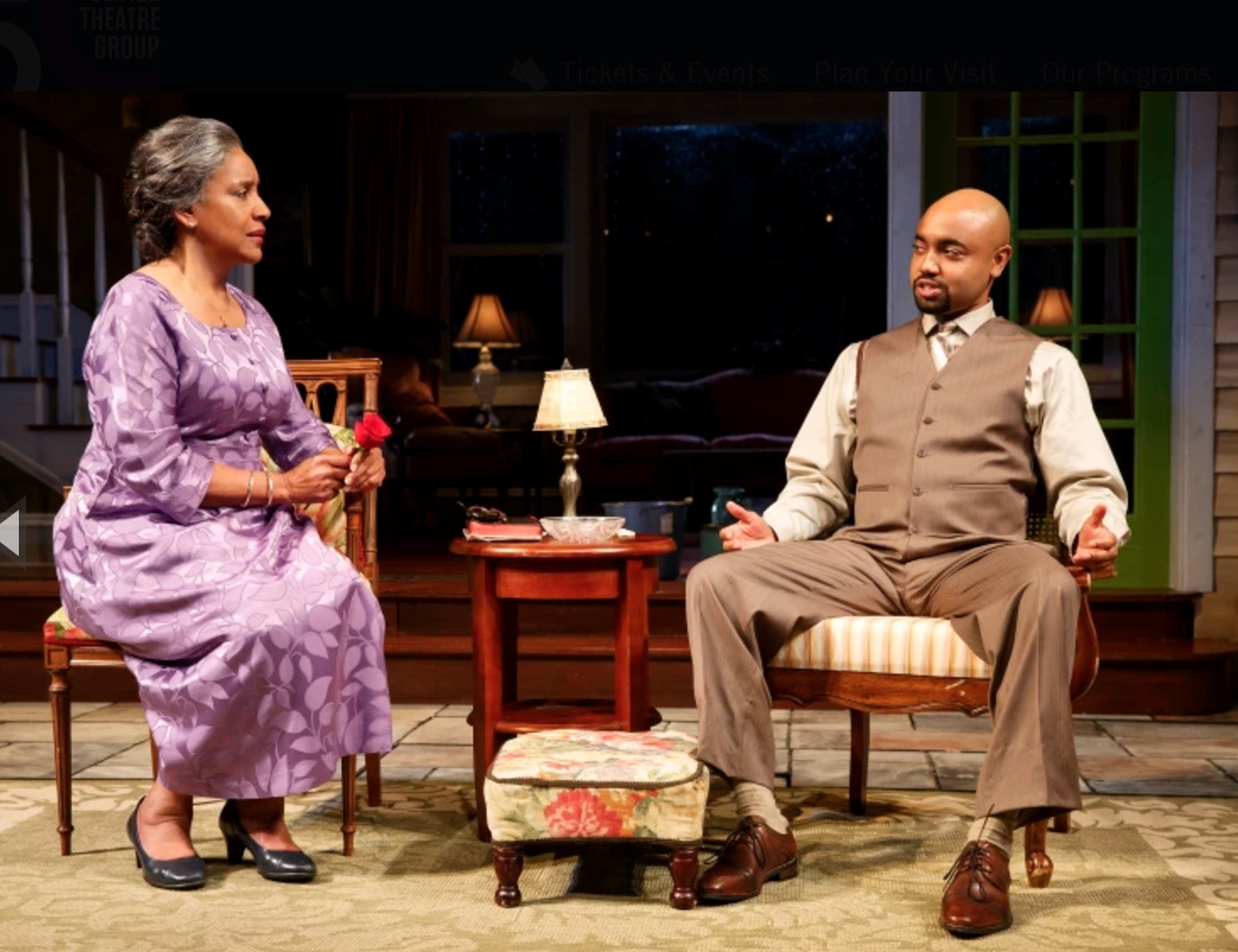 Center Theatre Group, Phylicia Rashad, Head of Passes Play Sept 13th